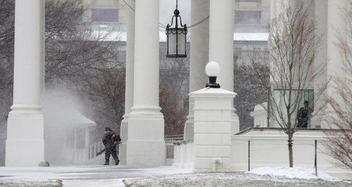 البيت الأبيض، واشنطن، الولايات المتحدة