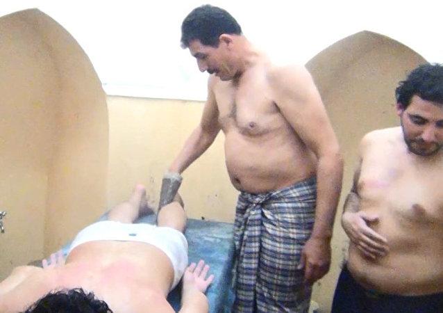 حمام السوق في دمشق