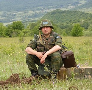 الضابط الروسي، مارات أخميتشين
