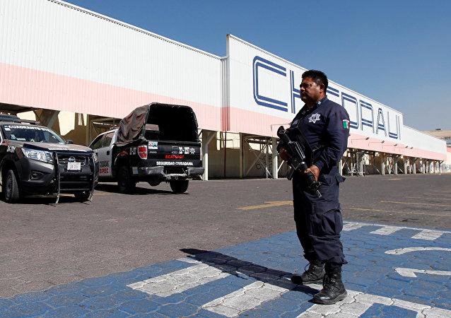 قوات أمن مكسيكية