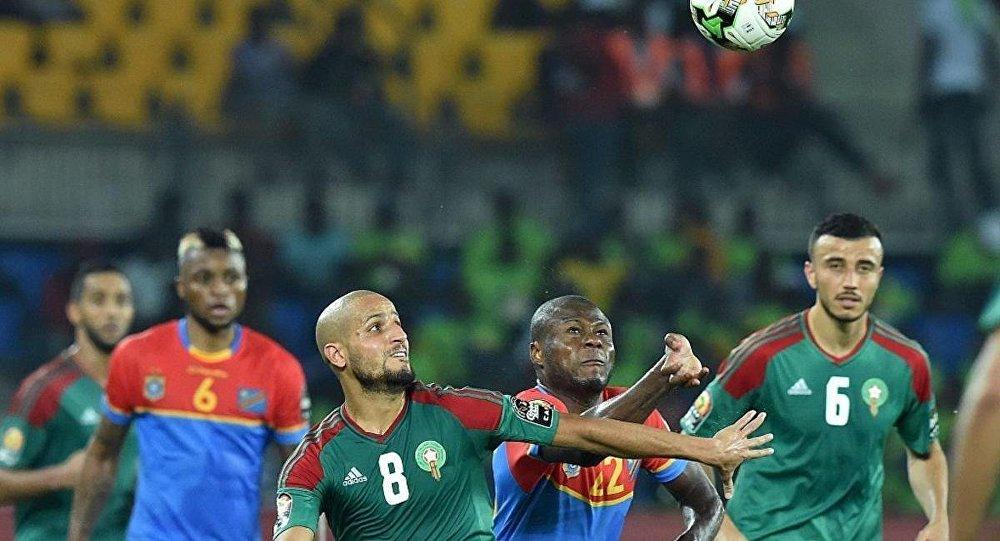 المغرب والكونغو