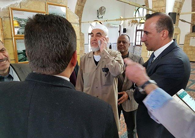 عن الشيخ رائد صلاح رئيس الحركة الإسلامية في إسرائيل