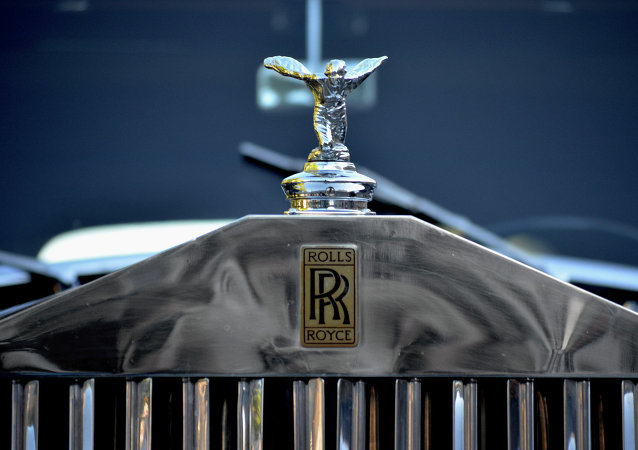 Rolls-Royce set a new sales record in 2014