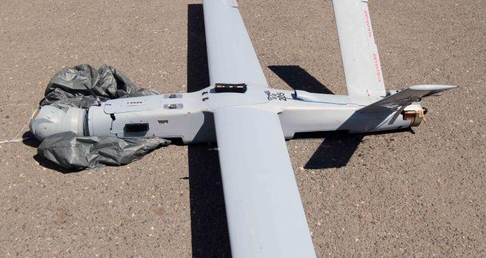 طائرة دون طيار (صورة أرشيفية)