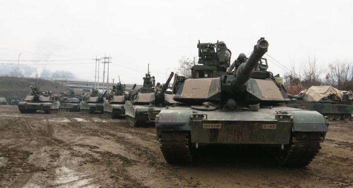 لدعم أسطول دبابات أبرامز… صفقة عسكرية ضخمة للكويت