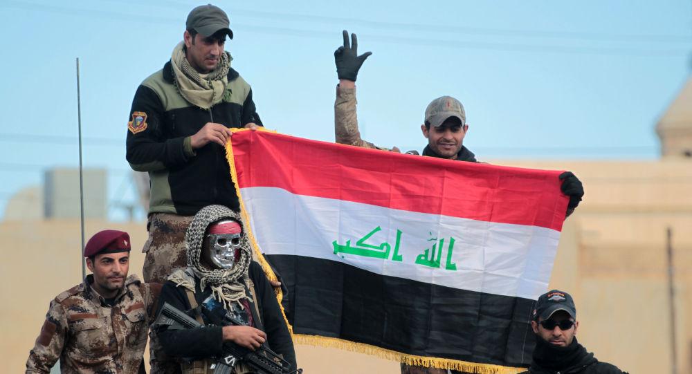 القوات العراقية تحرر شرق الموصل، العراق 18 يناير/ كانون الثاني 2017