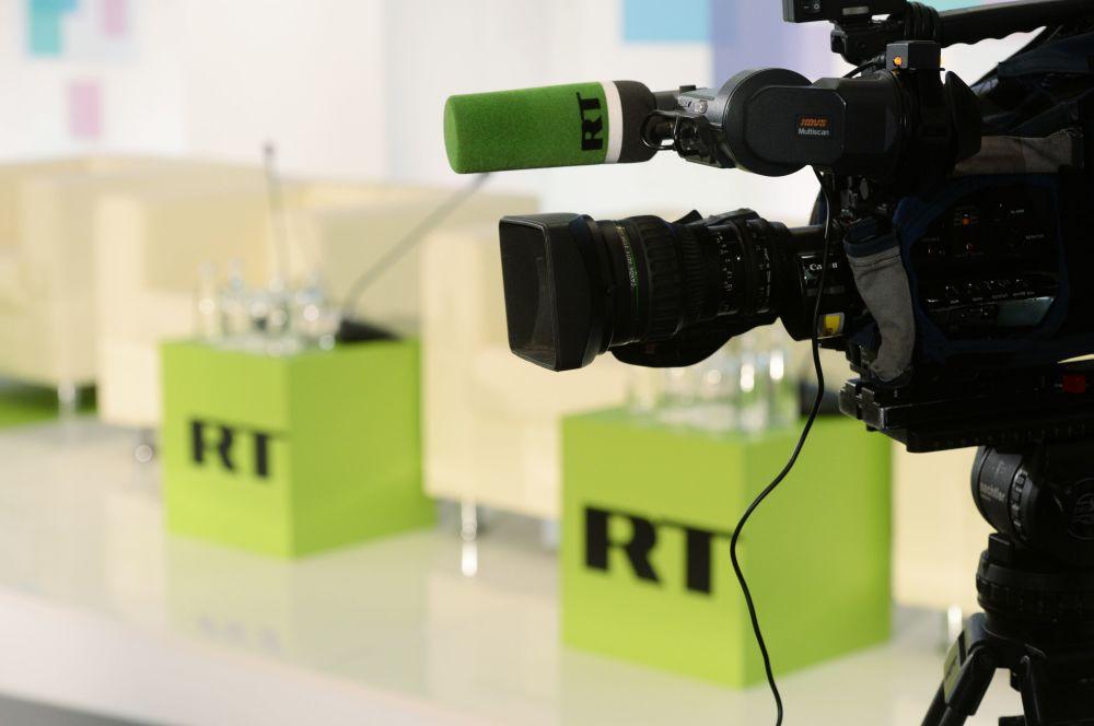 """ما هو رد الخارجية الروسية على حظر صفحة """"RT"""" على موقع """"فيسبوك"""""""