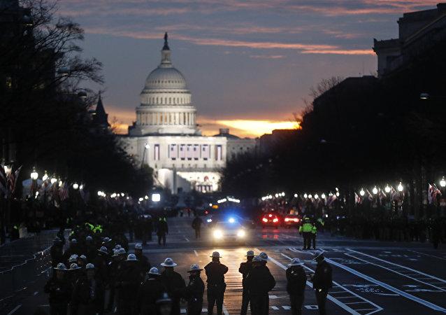 إجراءات أمنية قبل تنصيب ترامب رئيسا للولايات المتحدة