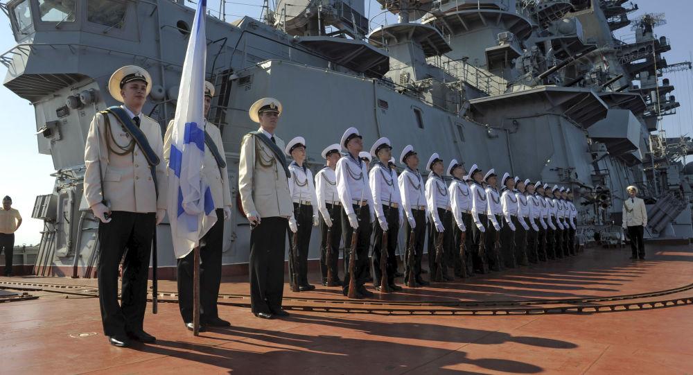 ميناء طرطوس يستقبل البحارة الروس