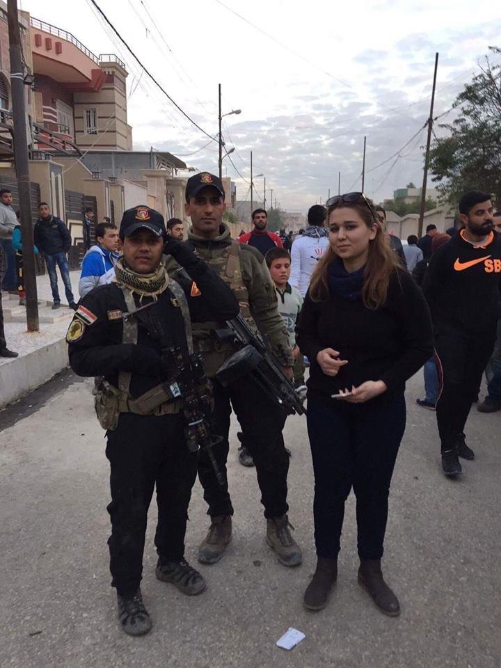 ملكة جمال بغداد في الموصل قريبا