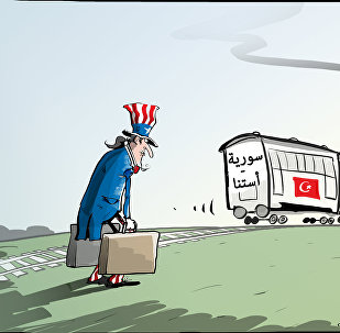 المحادثات السورية بدون العم سام