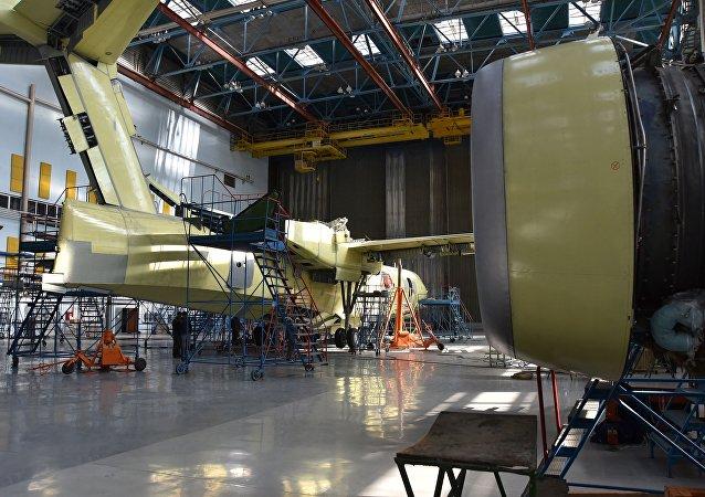 مصنع للطائرات في تترستان