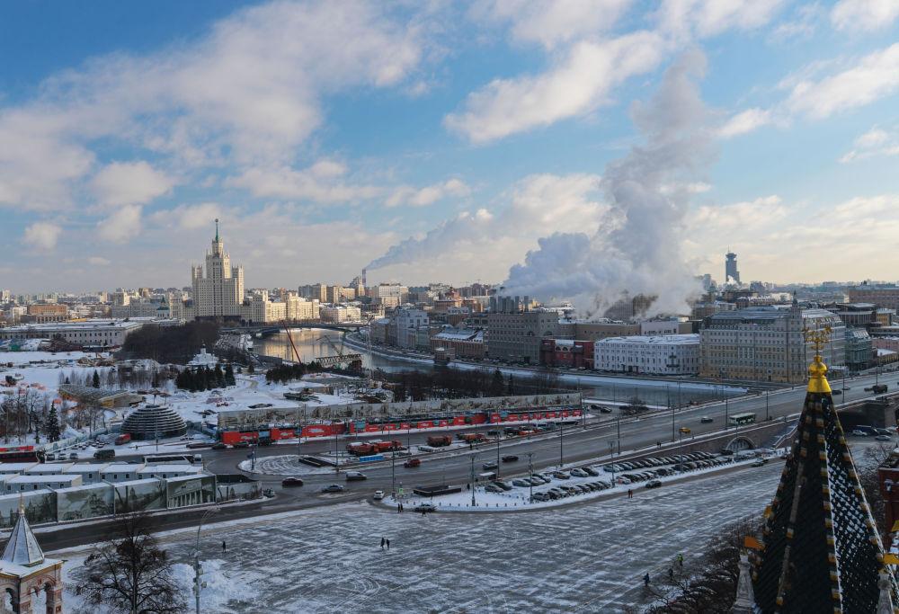 جسر موسكو الكبير