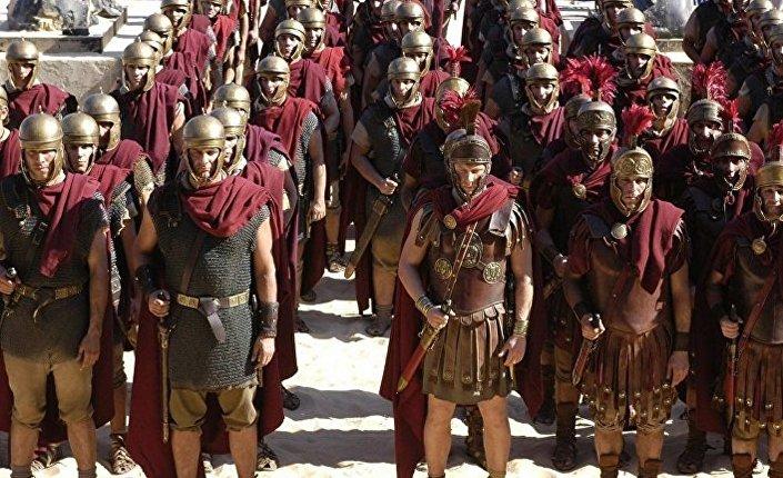 الجيش الروماني