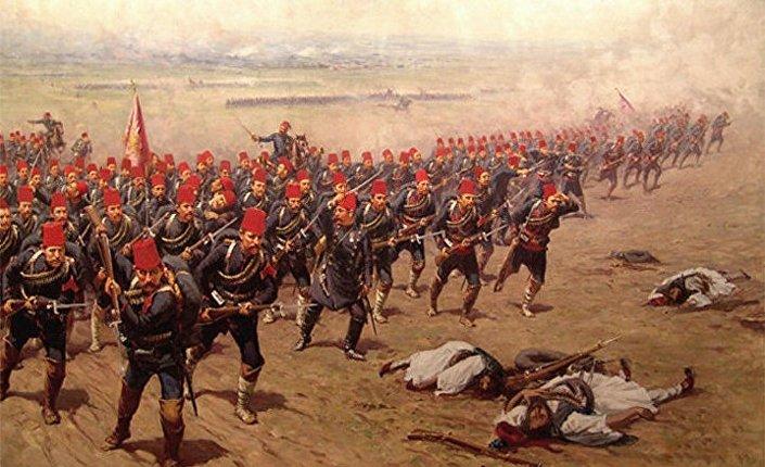 الجيش العثماني