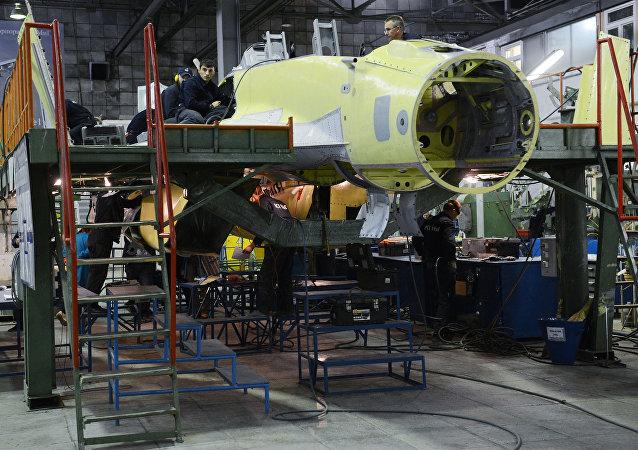 مصنع طائرات ميغ