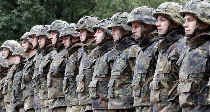 جنود الجيش الألماني