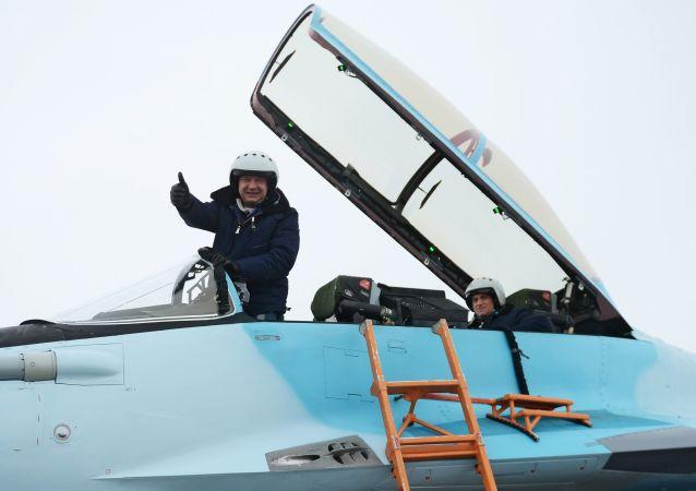 المقاتلة الروسية ميغ-35 الجديدة