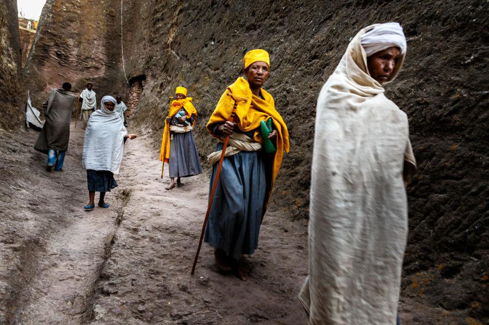 إثيوبيا - للمصور  ماريو أداريو المشارك في مسابقة National Geographic Traveller-2017
