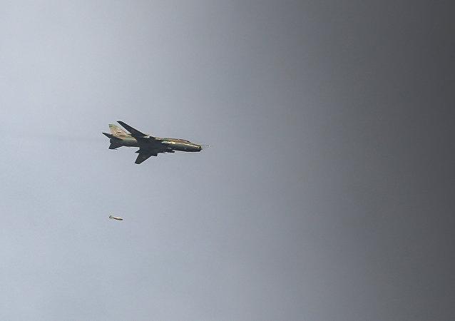 الطيران السوري