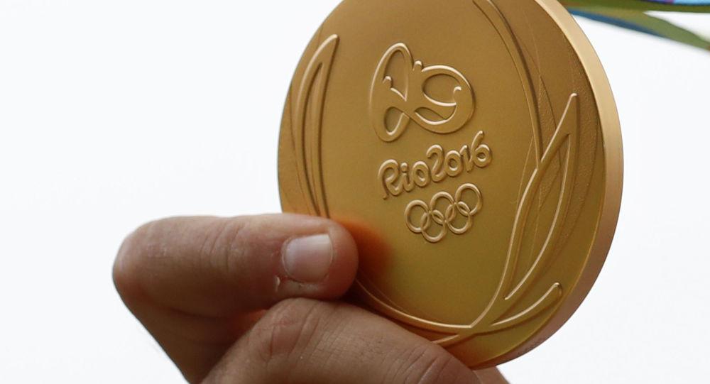 ميدالية أولمبية