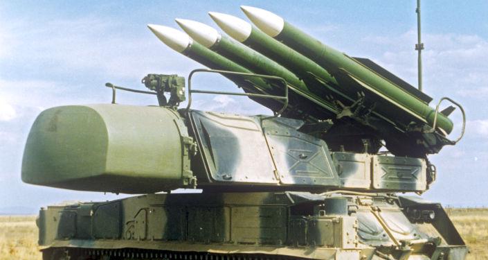 منظومة صواريخ مضادة للطائرات من نوع بوك
