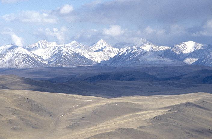 جبال التاي