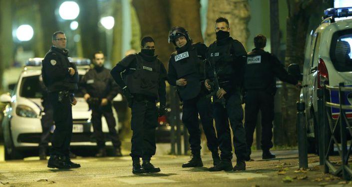 عملية أمنية في ضاحية سان دوني الباريسية
