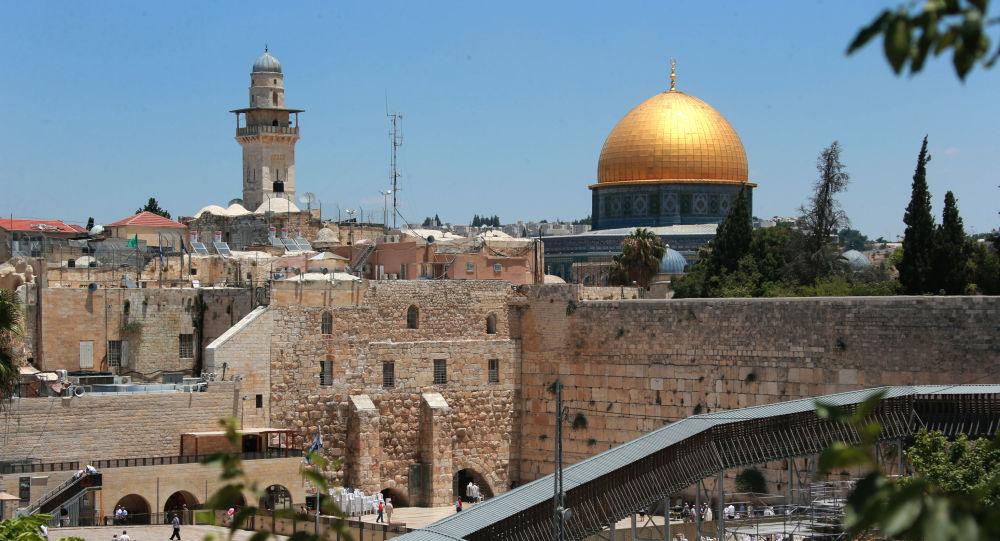 مدينة القدس، فلسطين