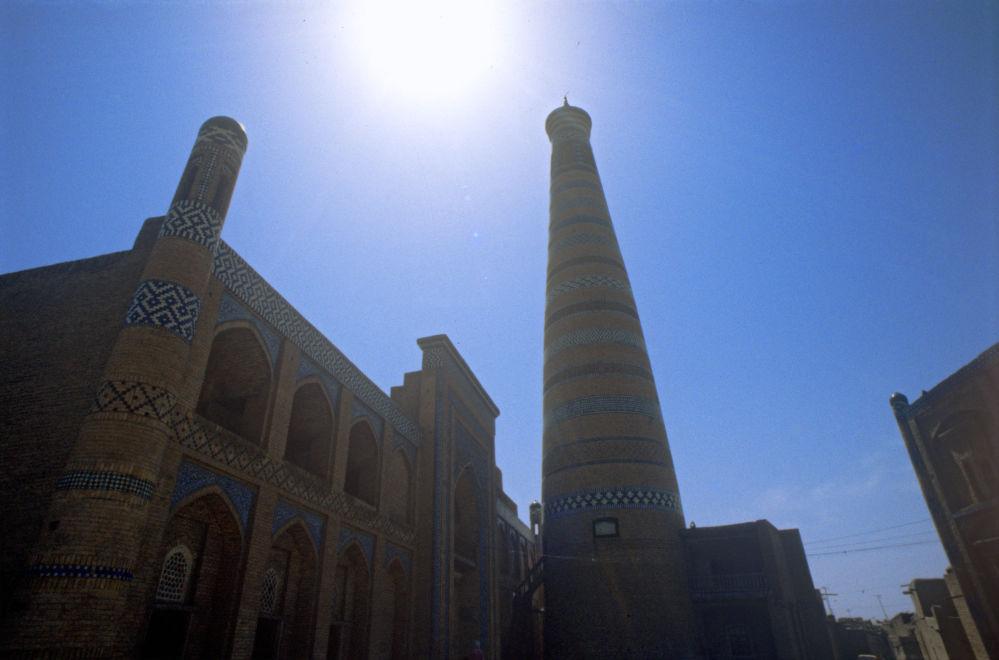 مدينة خيوة، أوزبكستان