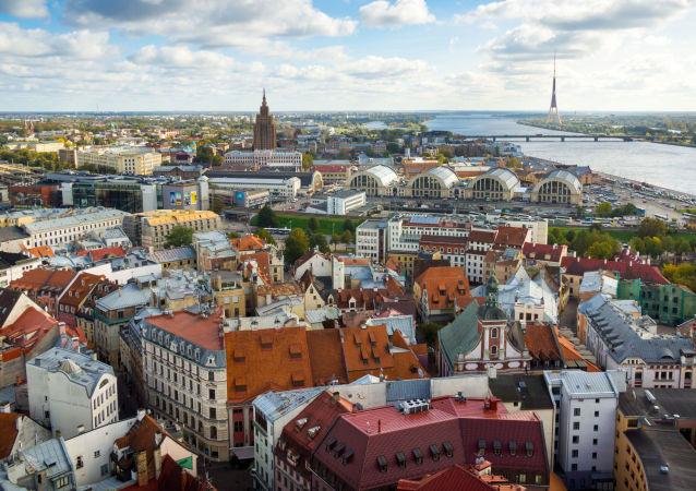 مدينة ريغا، لاتفيا