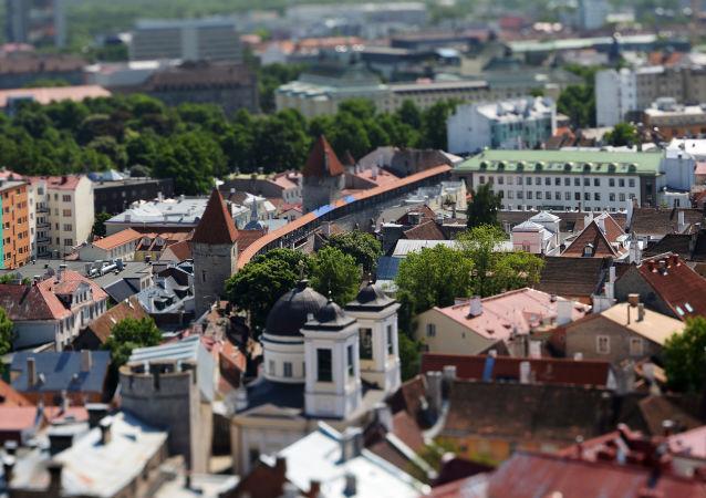 مدينة تالين، إستونيا