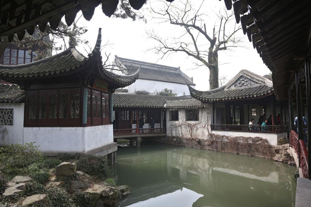 مدينة سوجو، الصين