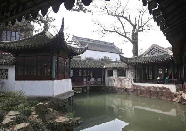 البيئة في الصين