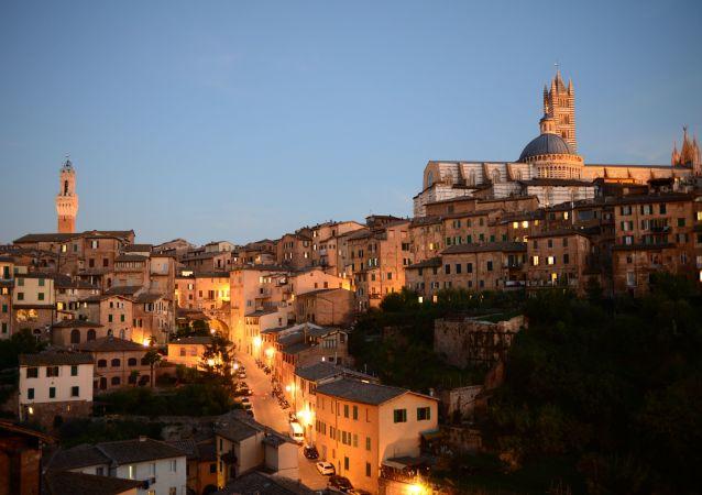 مدينة إيطالية