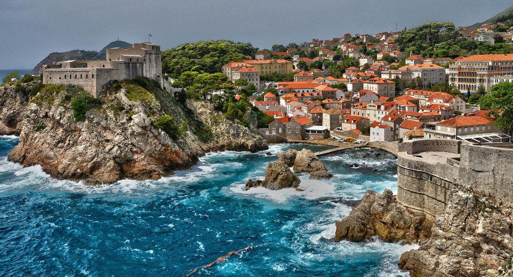 مدينة دوبروفنيك، كرواتيا
