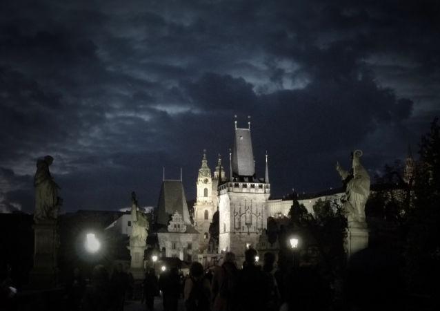 مدينة براغ، جمهورية التشيك