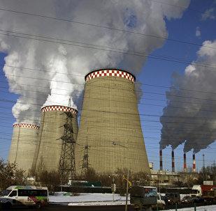 محطة الكهرباء والطاقة