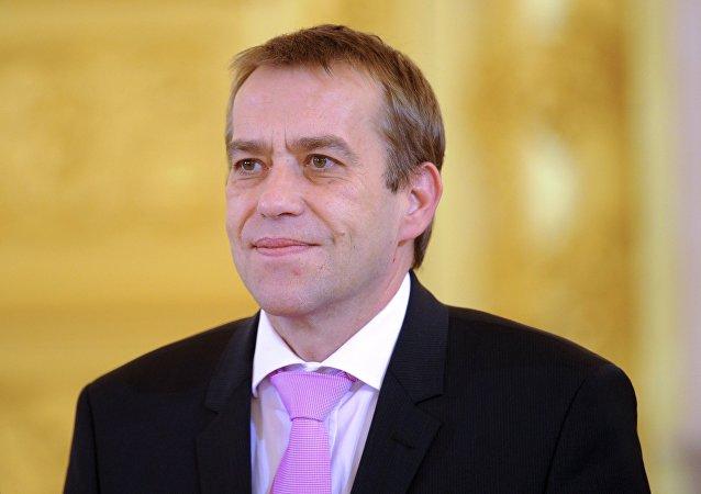 سفير سلفينيا في موسكو