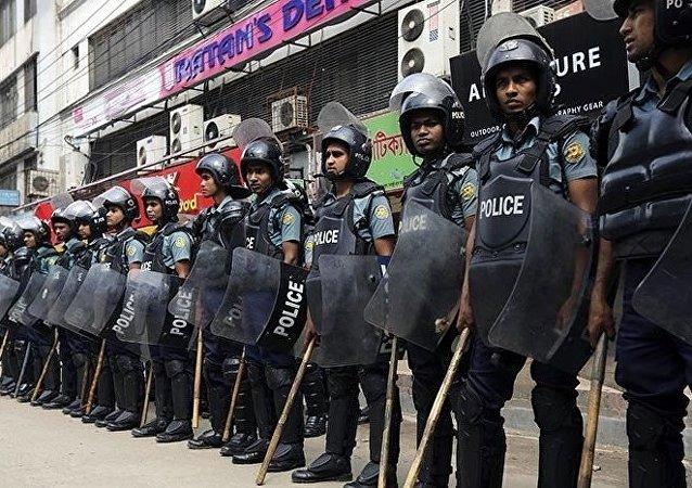 شرطة بنغلادش