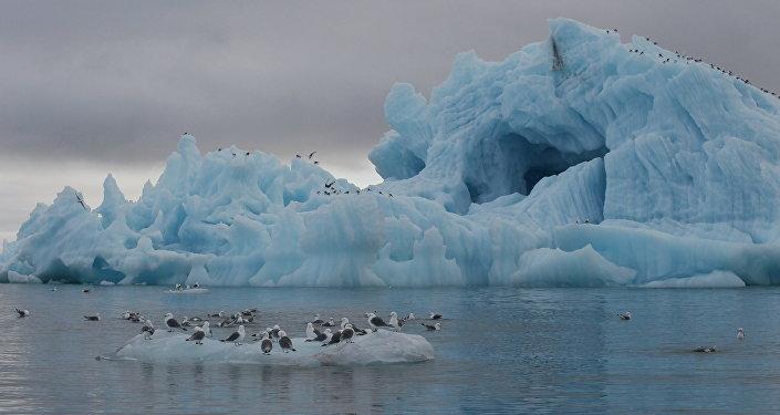 ذوبان القطب الشمالي