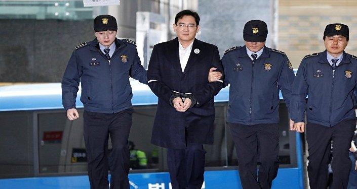 رئيس سامسونغ