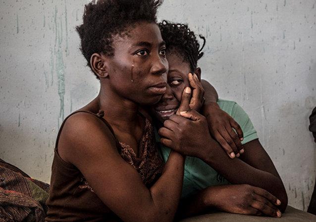 صورة عن الاعتداء الجنسي فازت بجائزة الصحافة العالمية 2017