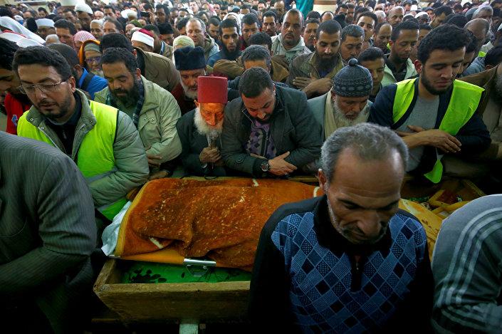 جنازة عمر عبد الرحمن