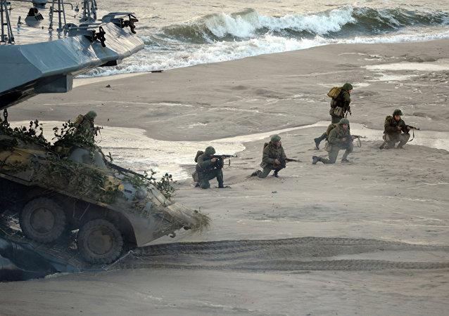 مناورات الغرب 2013 بين روسيا وبيلاروسيا