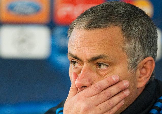 مورينهو مدرب مانشستر يونايتد