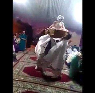 عروس مغربية