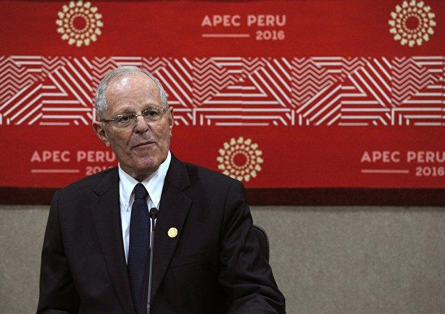 رئيس بيرو، بيدرو بابلو كوتشينسكي