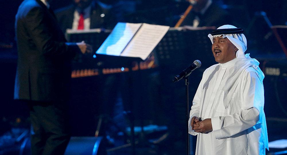 الفنان السعودي محمد عبده