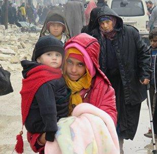 السوريون ولكن يبحثون فيها عن بارقة أمل